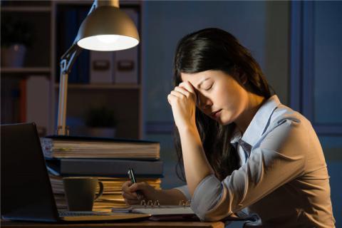 弥补熬夜带来的伤害,这三种办法就够了