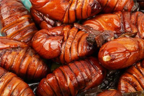 蚕蛹怎么卖?蚕蛹的家常吃法有哪些?