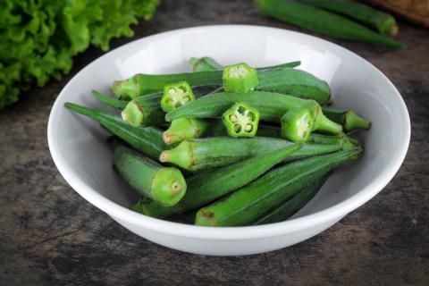 秋葵怎么吃营养又美味?秋葵的家常吃法