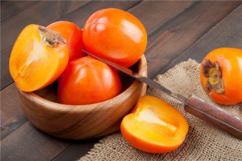 柿子的营养成分及作用