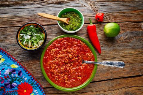夏季防暑可以吃辣椒��?辣椒的保健作用了解一下