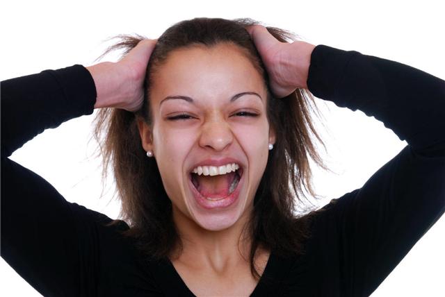 女人经常发脾气的危害