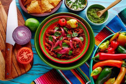 辣椒和哪些食物一起吃不��上火?