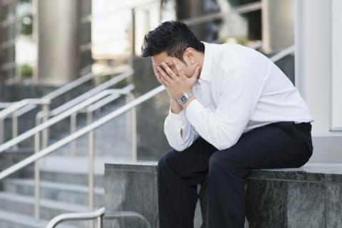 精神压力会引起哪些症状?