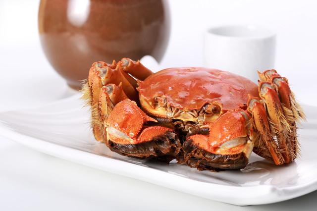 螃蟹能不能喝山药一起食用