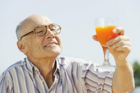 秋季适合老年人的养生粥