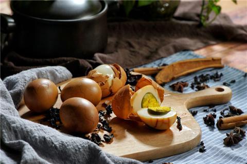 吃茶鸡蛋的好处和坏处,茶鸡蛋用什么茶叶煮比较好?