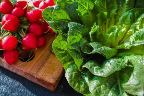 补充叶酸的蔬菜
