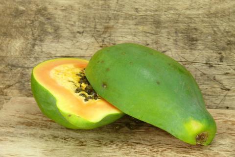 木瓜皮可以直接食用吗?木瓜皮煮水的功效