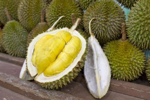 榴莲不仅只有果肉能吃,榴莲皮有什么功效作用?