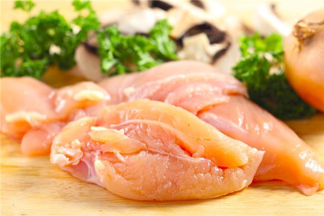 健身什么时候吃鸡胸肉好