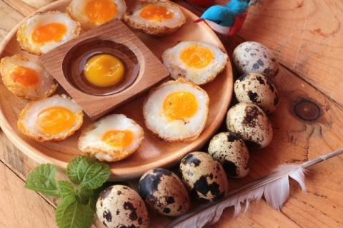小孩能吃鹌鹑蛋吗