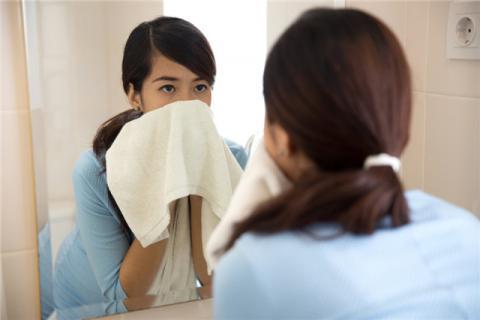洗脸毛巾多久清洗一次