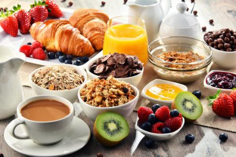 减肥期间早餐如何搭配