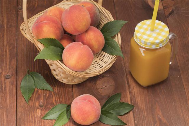 小孩多大可以吃桃子?小孩吃桃子方法原来这么多