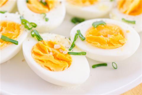 溏心蛋吃了对人好不好?鸡蛋怎么吃最健康?