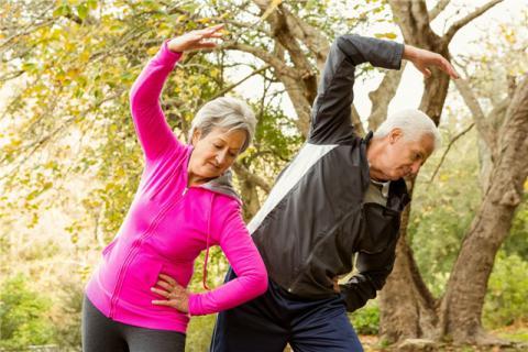 老年人肥胖怎么减肥?老年人减肥要以健康安全为主