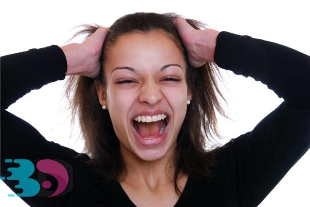 女生爱生气对身体的危害