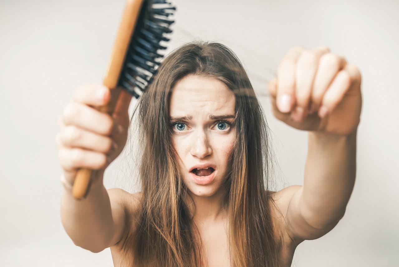 染发前后头发如何护理