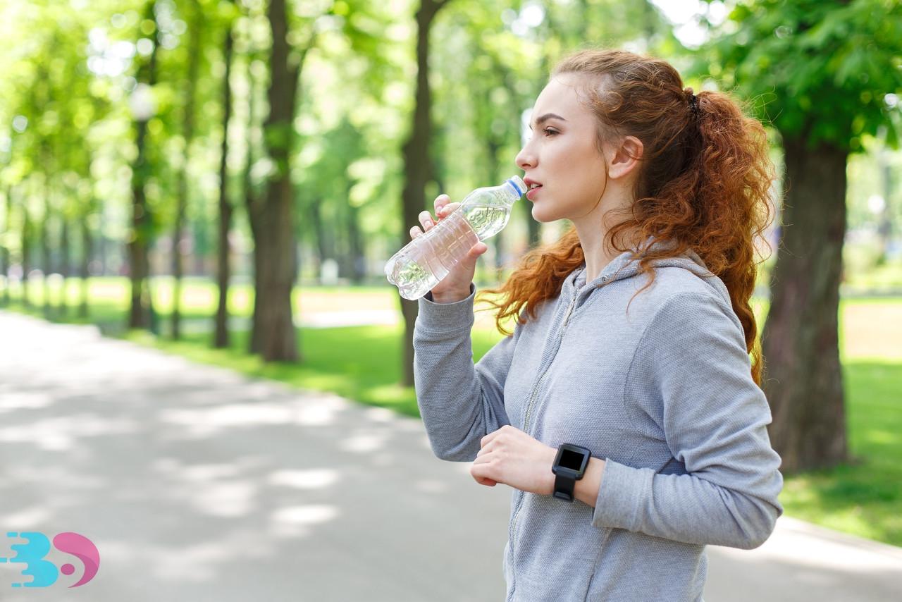 健身期间怎么喝水