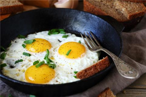 常吃煎蛋有什么坏处?鸡蛋怎么吃最健康营养?