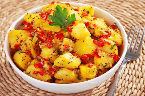 青皮的土豆是有毒的吗?青皮的土豆还能吃吗?