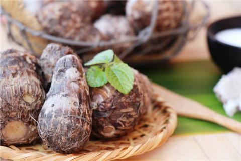 糖尿病能不能吃芋头?芋头有哪些营养功效?
