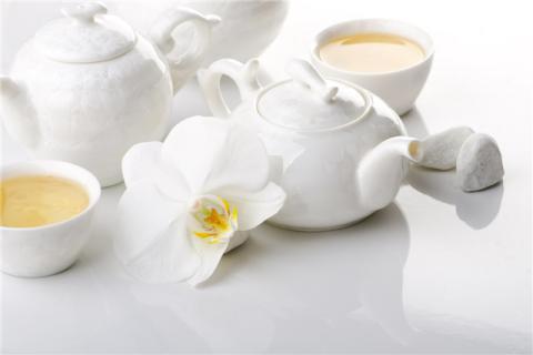 白茶的药效作用