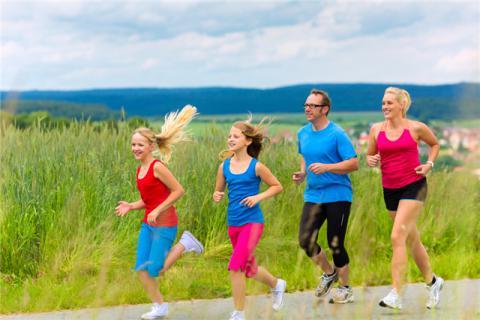 慢跑一个月能瘦几斤