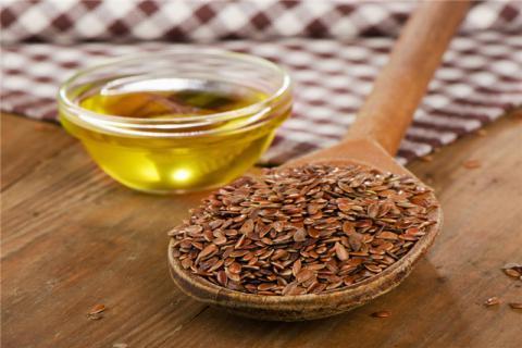 亚麻籽油的功效