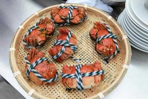 清蒸螃蟹如何清洗