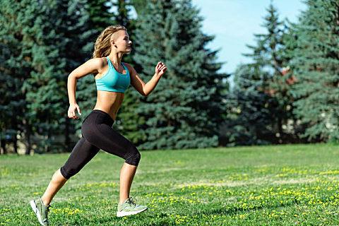 跑步最容易瘦哪里