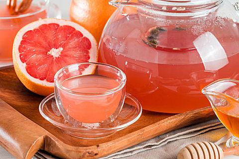 在家如何做柚子茶