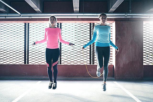 跳绳可以减肥吗?跳绳减肥多久见效?
