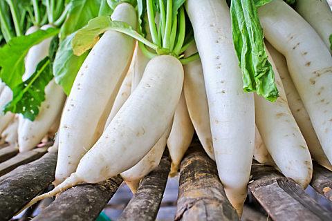 白萝卜的腌制方法