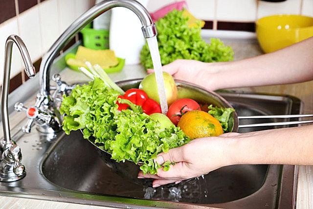 怎么洗菜比较干净