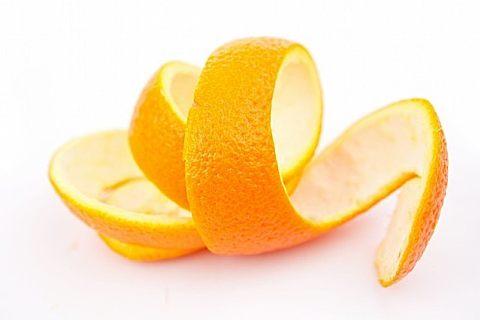 橙子皮的功效与作用