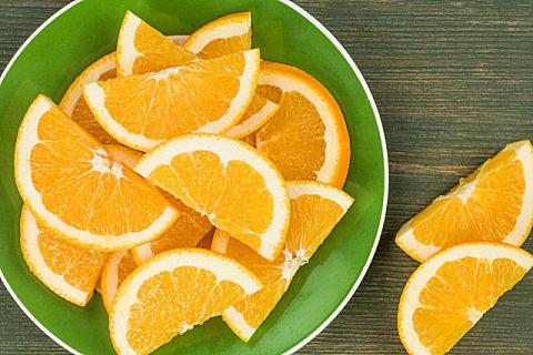 每天吃一个橙子有什么好处