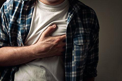 心肌梗塞怎么自救