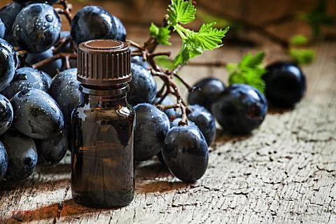 绿葡萄籽油的功效