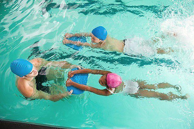 小孩游泳的好处有哪些
