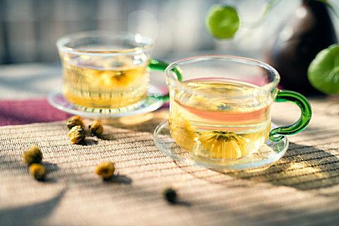 适合夏天喝的凉茶