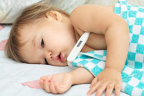 宝宝发烧有什么降温小妙招