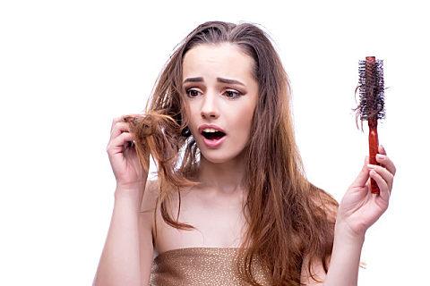 解决头发分叉的小妙招