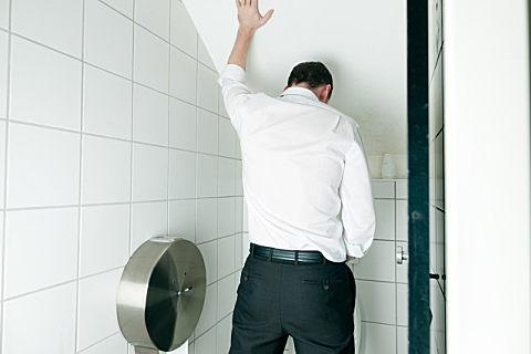 尿频尿急是什么问题
