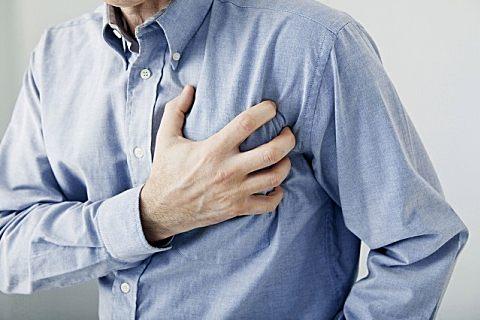 心肌梗塞的前兆