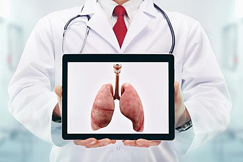 肺部纤维化是怎么回事