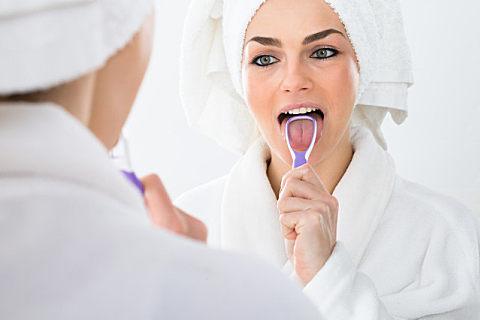 舌苔黄腻的原因