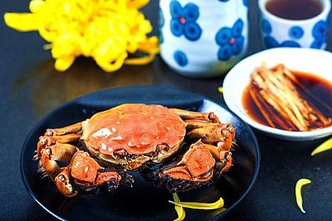 大闸蟹最佳食用时间