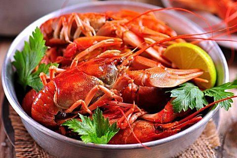 秋天适合吃哪些海鲜